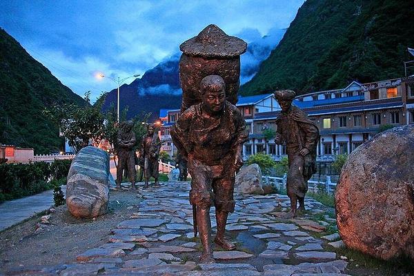 茶马古道旅游图片