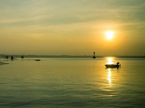 昆承湖旅游景点图片