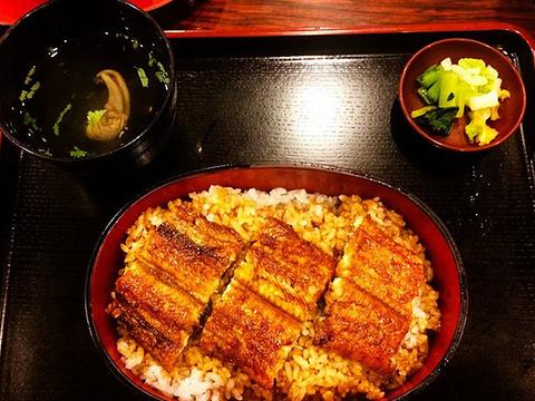Unagi Ryori Speciality Unashige Bakuro-Machi旅游景点图片