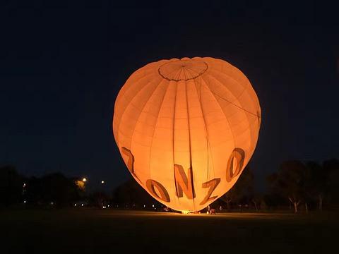飞跃墨尔本热气球体验旅游景点攻略图