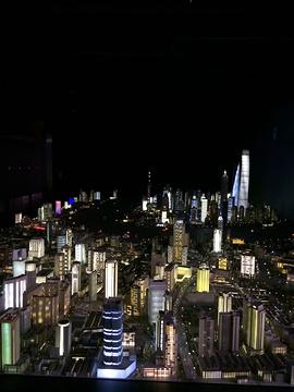 上海环球金融中心旅游景点攻略图