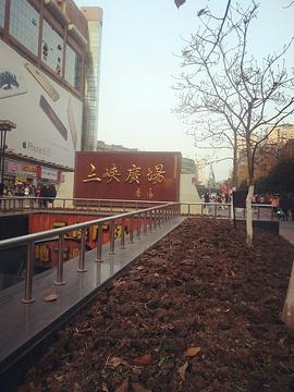 三峡广场旅游景点攻略图