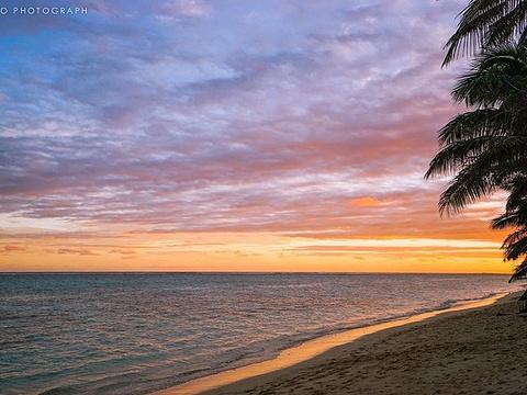 穆里海滩旅游景点图片