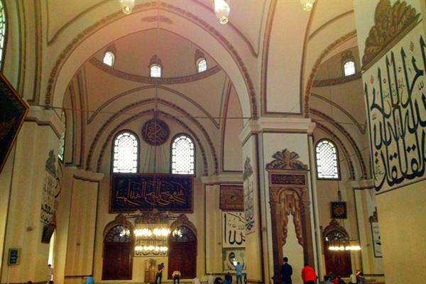 布尔萨大聚礼寺旅游图片