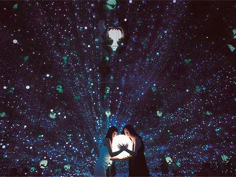 南昌星空错觉艺术馆旅游景点图片
