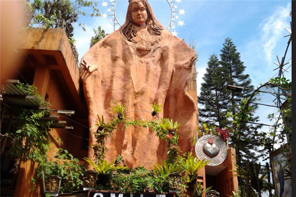 Our Lady of Manaoag旅游图片