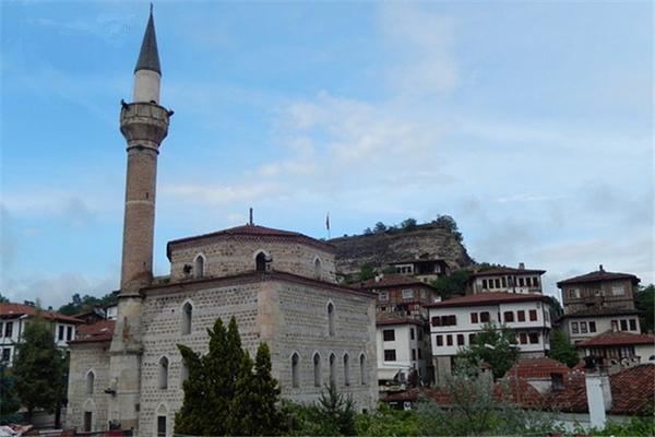 埃斯基清真寺旅游图片