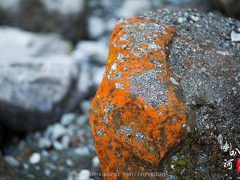 红石滩旅游景点图片
