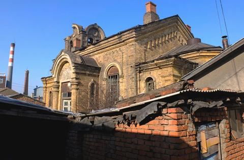 德惠东正教堂
