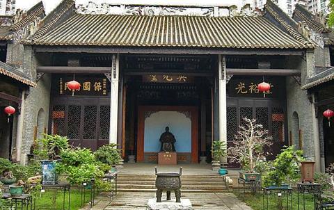 邓世昌纪念馆