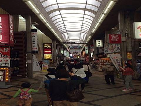 奈良商业街旅游景点图片