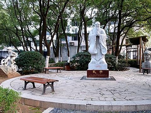南昌市第二中学旅游景点图片