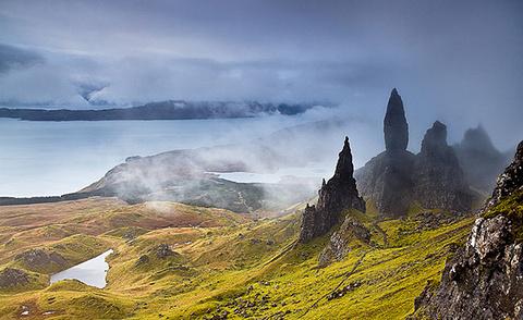 天空之岛旅游图片
