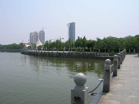 青山湖风景区旅游景点图片