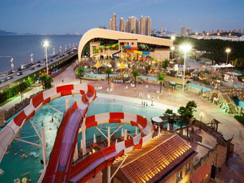 银滩梦幻王国旅游景点图片