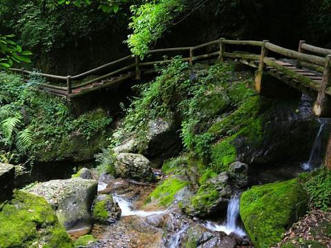 飞泉沟旅游景点图片
