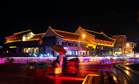 石浦渔港古城的图片