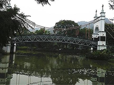 柳州友谊桥旅游景点图片