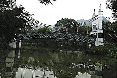 柳州友谊桥的图片