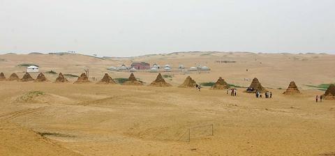 厚田沙漠的图片