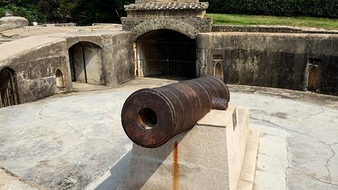 威远炮台的图片
