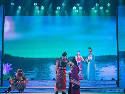 黄姚大剧院旅游景点图片