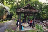 白石岭古村