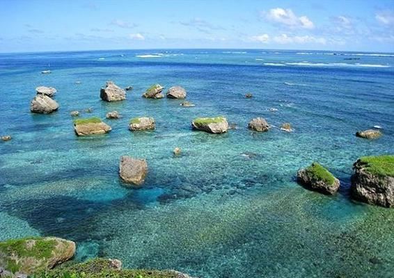 东平安名岬旅游图片