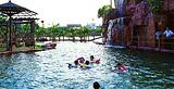 长鹿旅游休博园动感玩水区