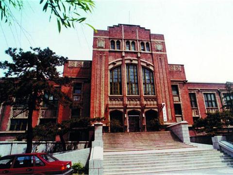 东北大学旧址旅游景点图片