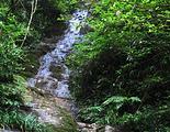 蝴蝶泉瀑布