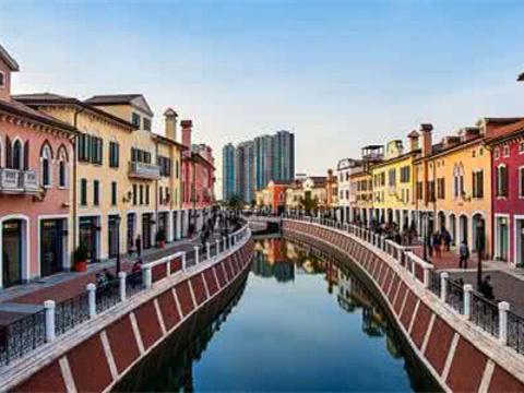 佛罗伦萨小镇