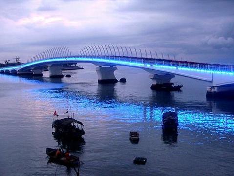 三亚湾大桥
