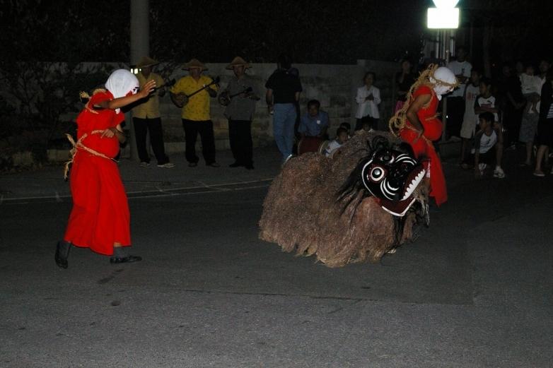 兼城狮子舞