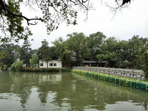 百花洲旅游景点图片