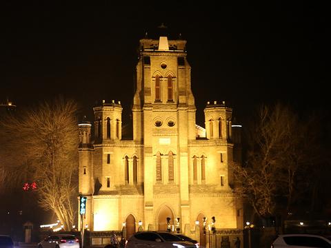 望海楼教堂旅游景点图片