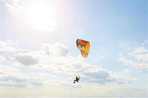 海上滑翔伞