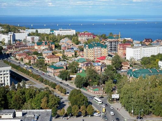 乌里扬诺夫斯克市旅游图片