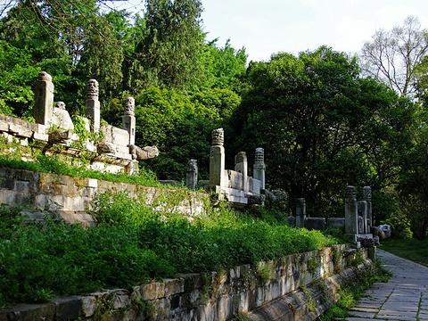 明东陵遗址旅游景点图片