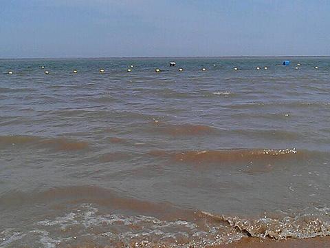海滨浴场旅游景点图片