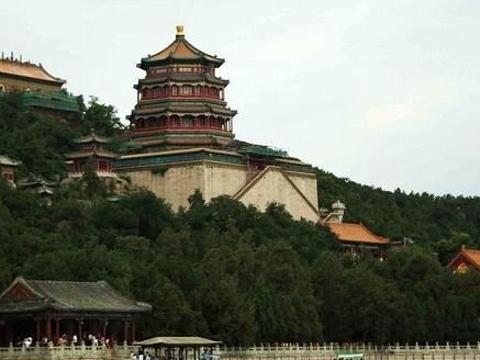 万寿山旅游景点图片
