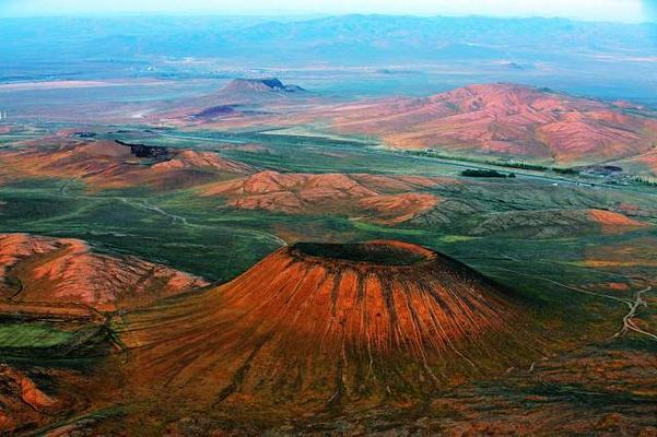 乌兰哈达火山地质公园旅游图片