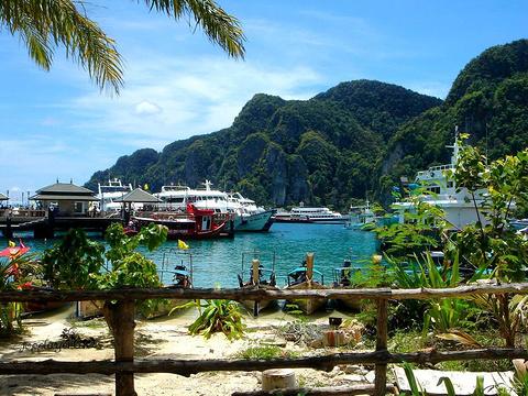 通塞湾码头旅游景点图片