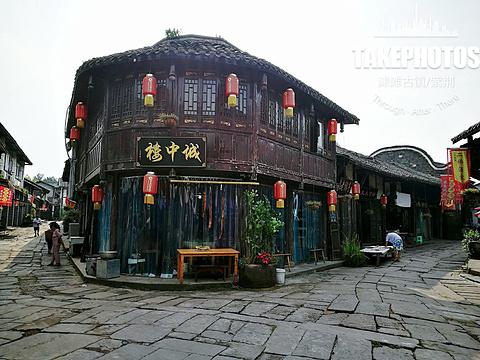 涞滩古镇旅游景点图片