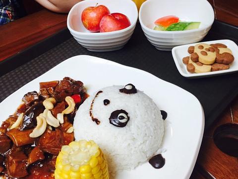 熊猫餐厅旅游景点图片