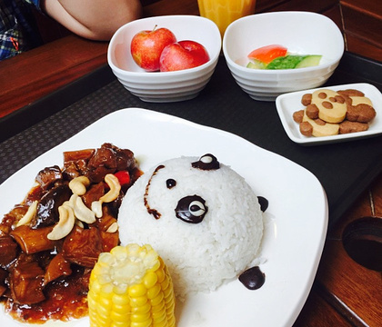 熊猫餐厅的图片