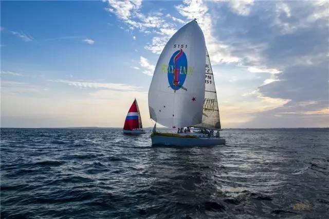 久米岛帆船竞赛