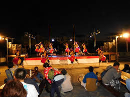 久米岛町民俗艺能大会(久米島町民俗芸能発表会)