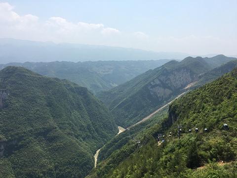 云阳龙缸国家地质公园旅游景点图片