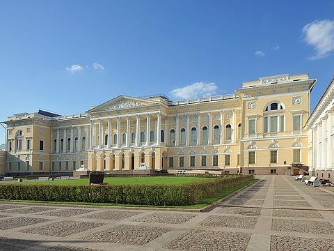 俄罗斯博物馆旅游景点图片